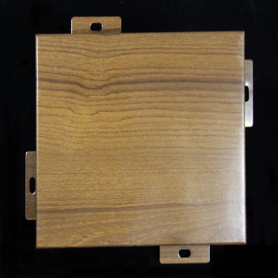 China Wood Grain Aluminium Composite Panel Manufacturers
